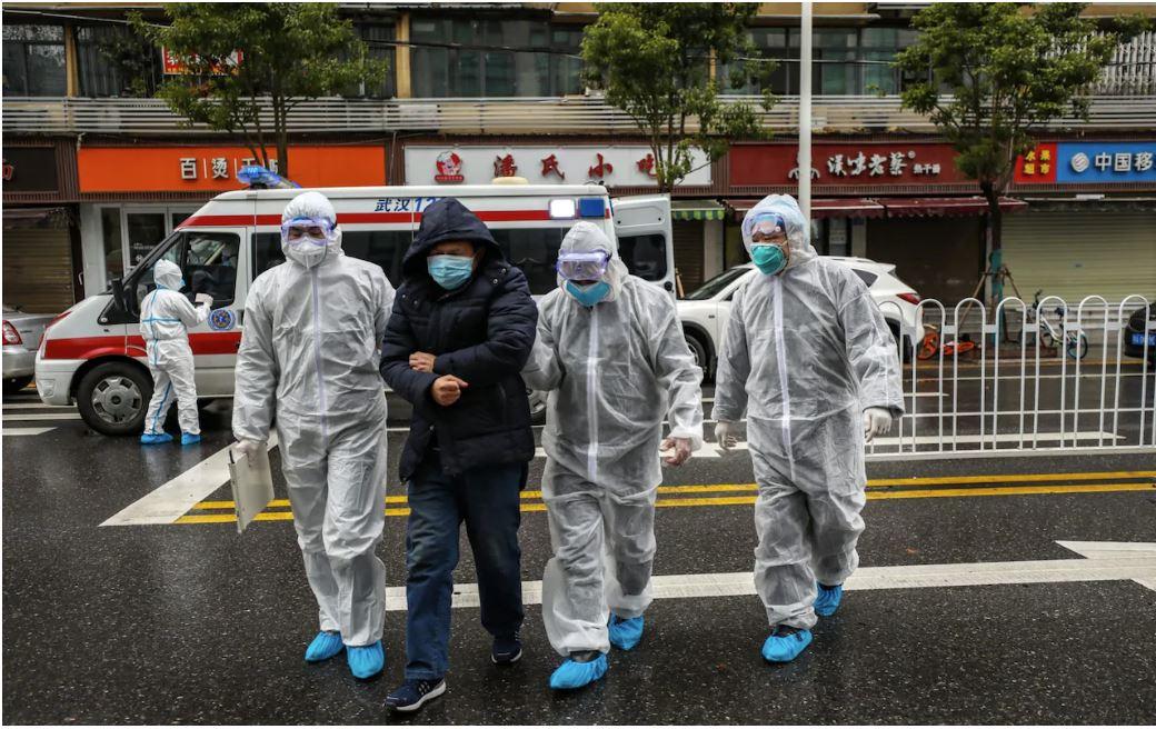 Koronavirus na Kitajskem