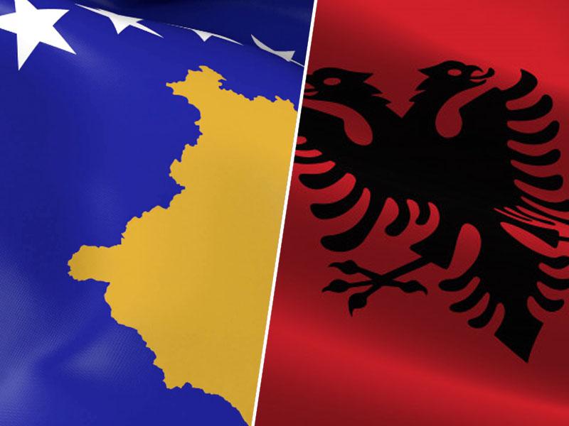 Kosovo, Albanija