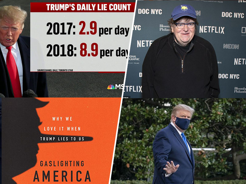 Laži Donalda Trumpa