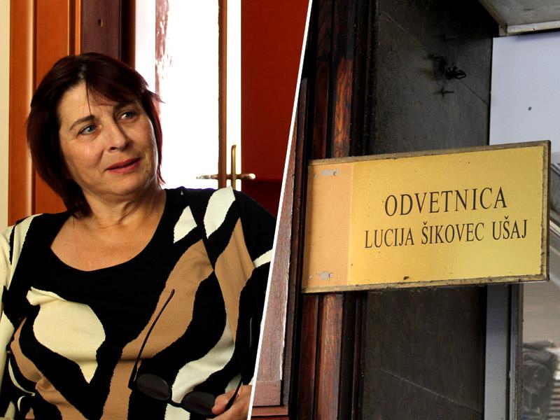 Lucija Šikovec Ušaj