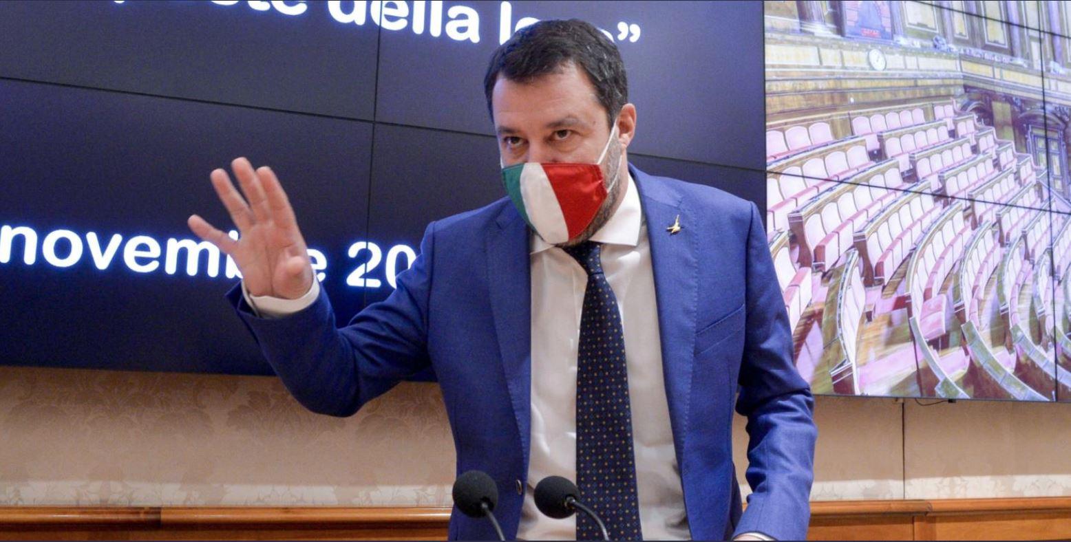 Mateo Salvini Vir:Twitter