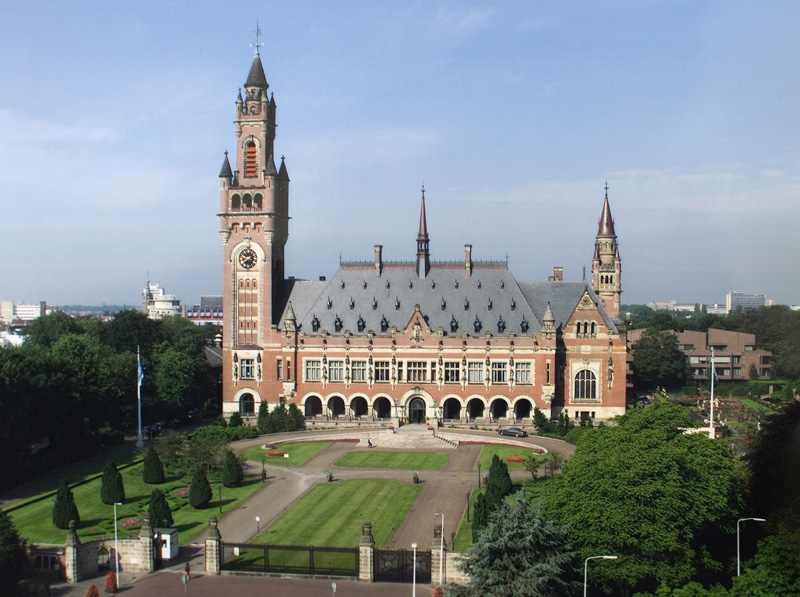 Meddržavno sodišče (ICJ) v Haagu - International Court of Justice