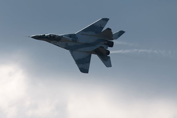 MiG-29  Vir:Depositphotos