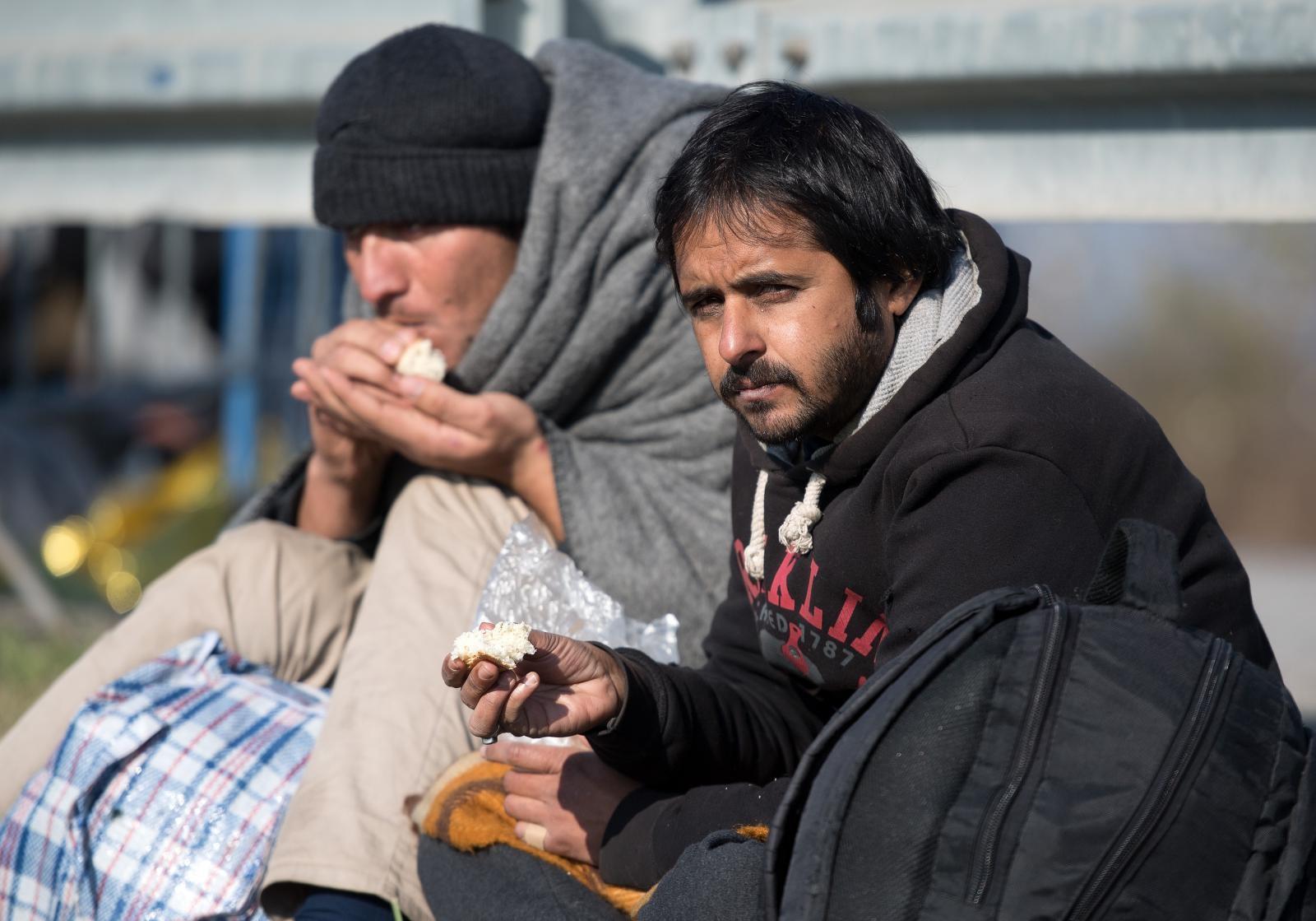 Migranti - Srbija Vir: Pixell