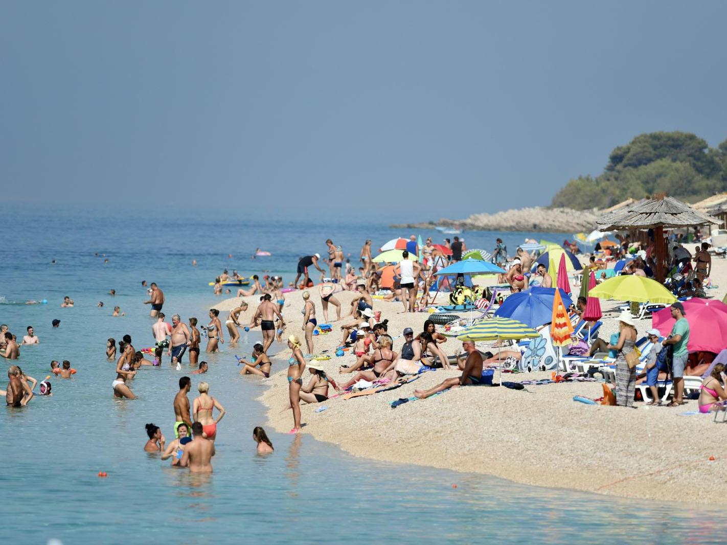 Morje, Hrvaška