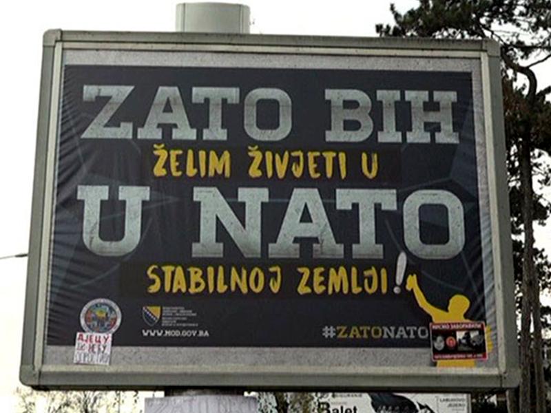 NATO in BiH