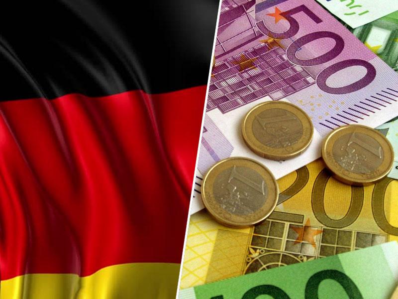 Nemčija / euro