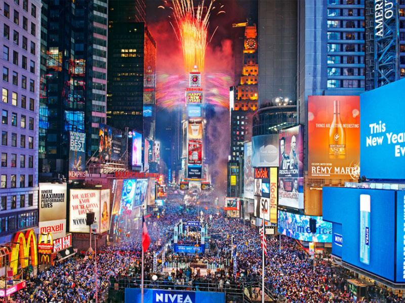 New York / Novo leto