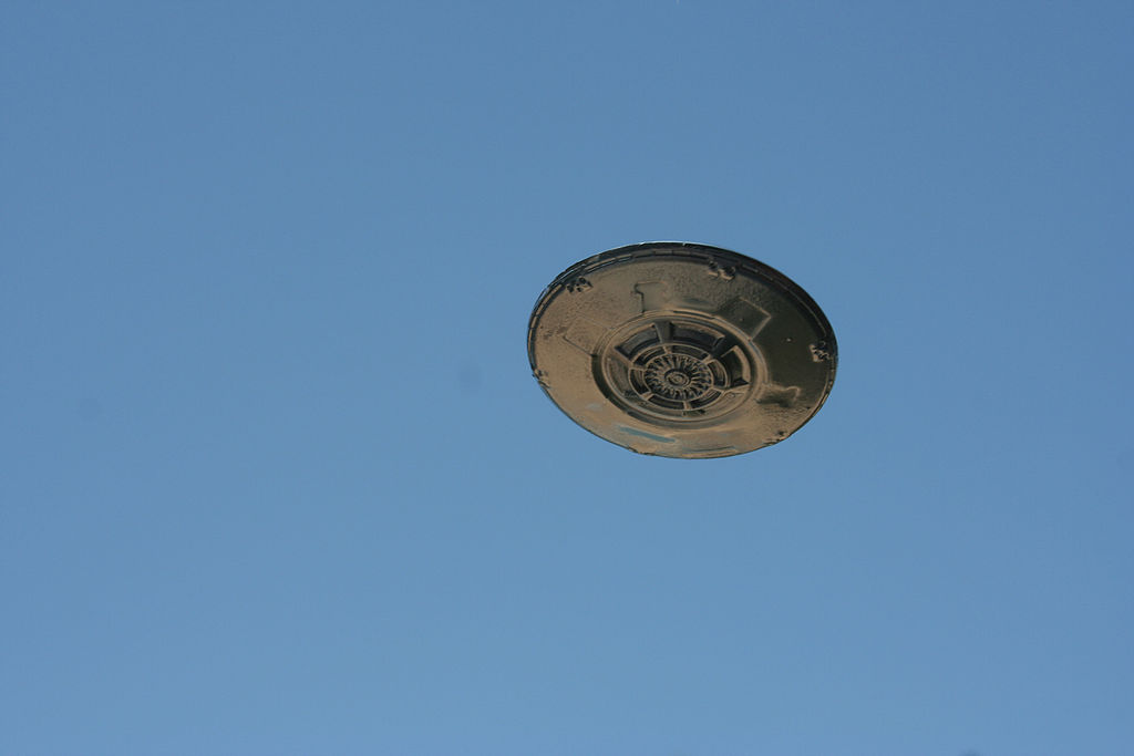NLP, UFO Vir: Richard Elzey/Wikimedia Commons; CC 2.0