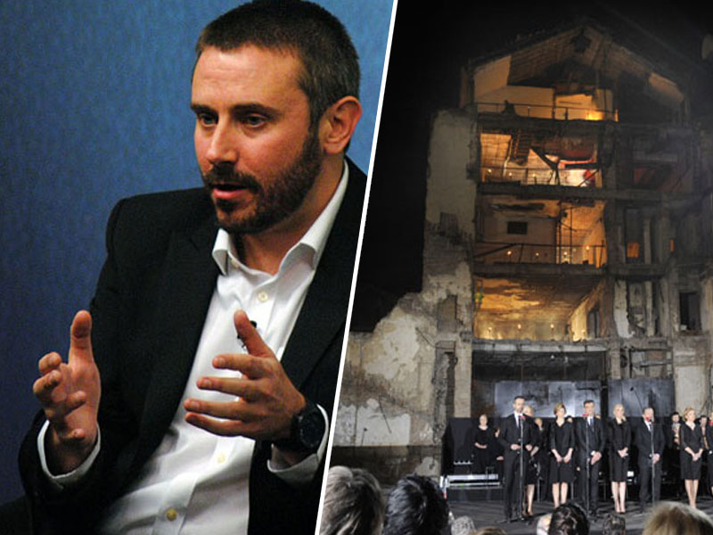 Jeremy Scahill in RTS