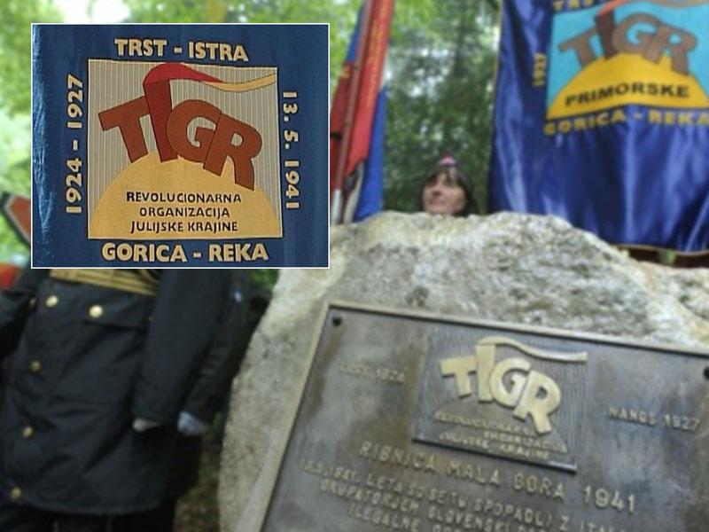 Obletnica organizacije TIGR