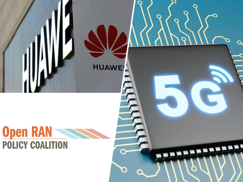 Huawei, 5 G in konkurenca