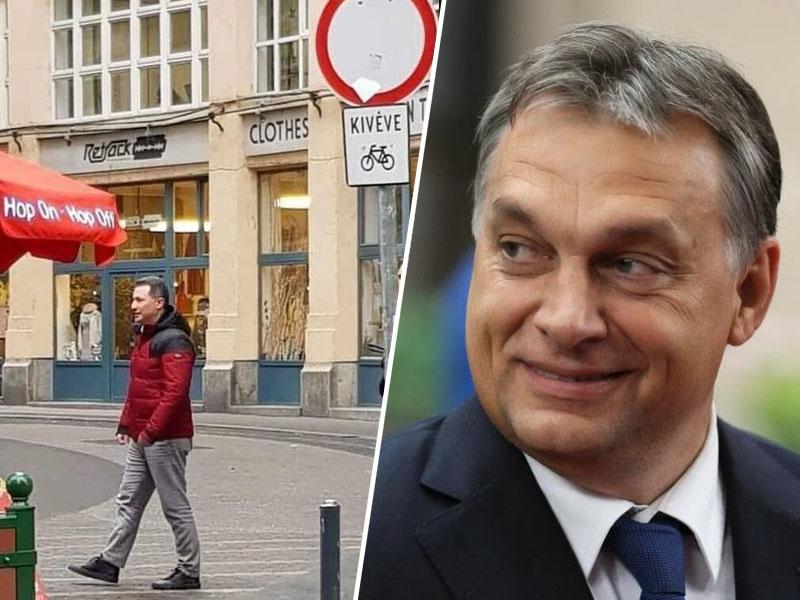 Viktor Orbán in Nikola Gruevski