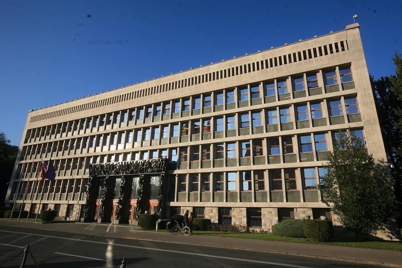 Stavba, slovenski Parlament, vir: dz-rs.si