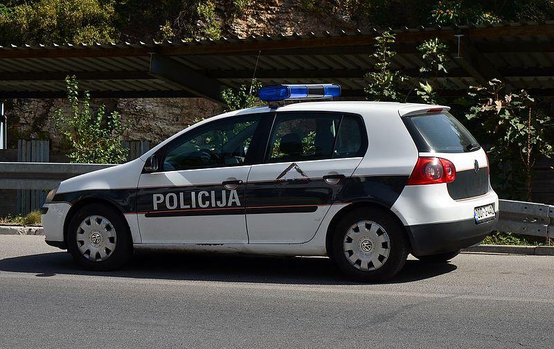 Policija, Bosna in Hercegovina