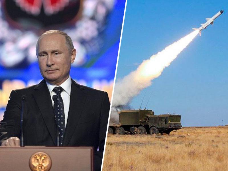 Putin-rakete BAL