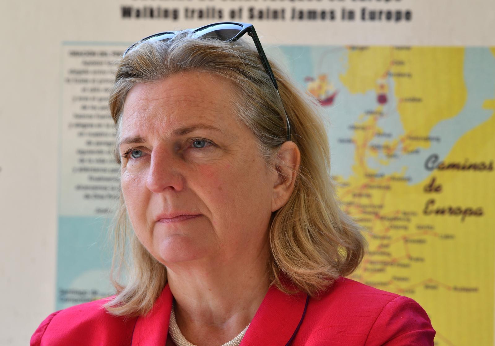 Karin Kneissl Vir:Pixell