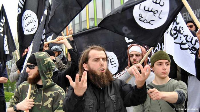 Radikalni Islam Nemčija