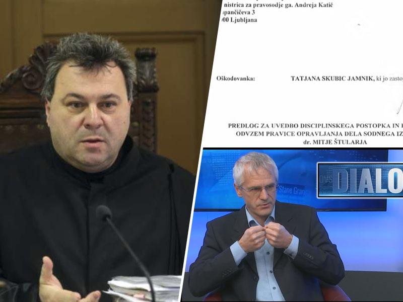 Radonjić, Štular in discipliniranje