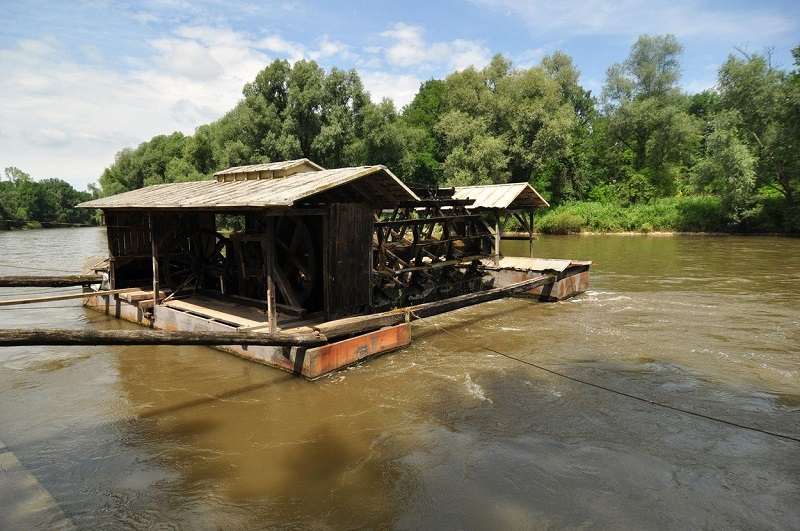 Reka Mura: foto: Profimedia
