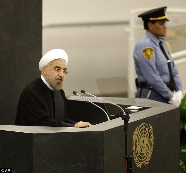 Iranski predsednik
