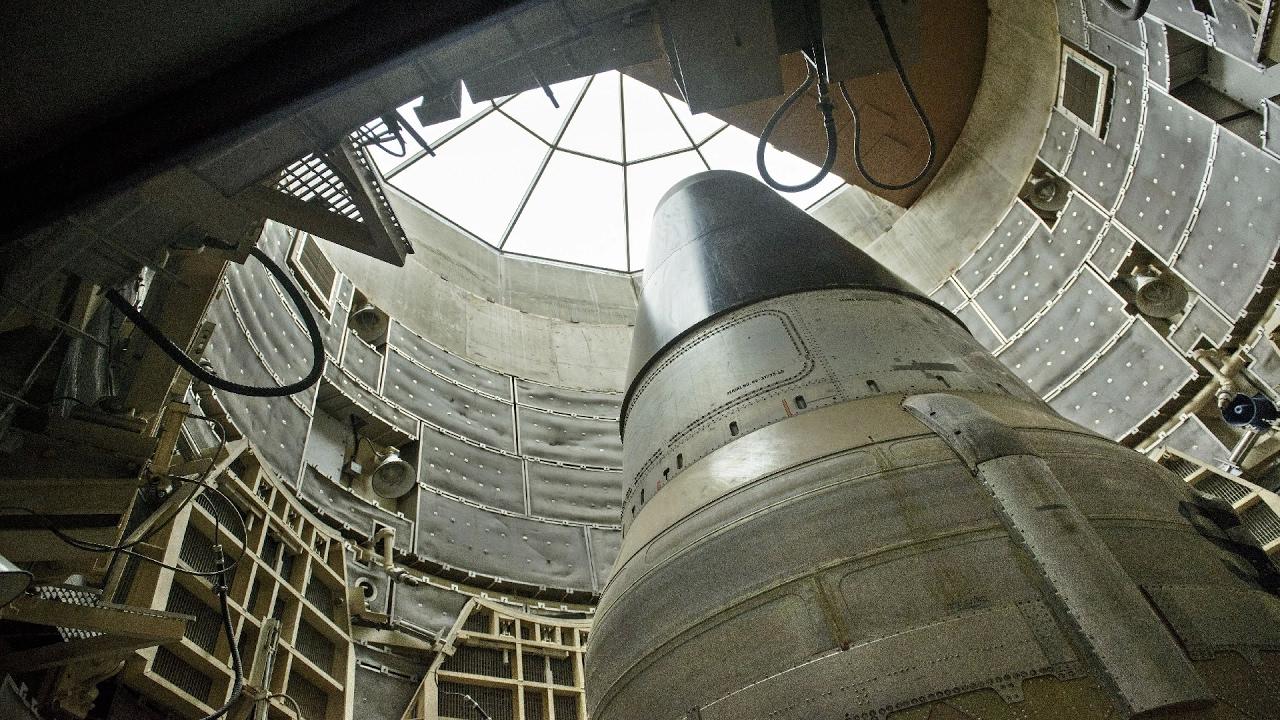 Silos z balistično jedrsko raketo ZDA