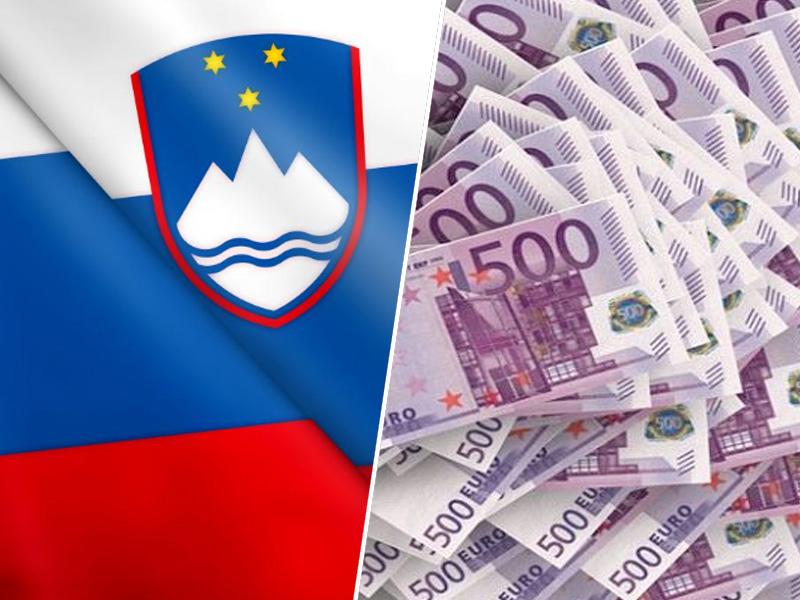 Slovenija, denar