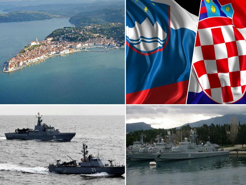 Slovenija / Hrvaška in Piranski zaliv