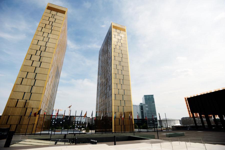Sodišče Evropske unije, foto: Evropa moja dežela