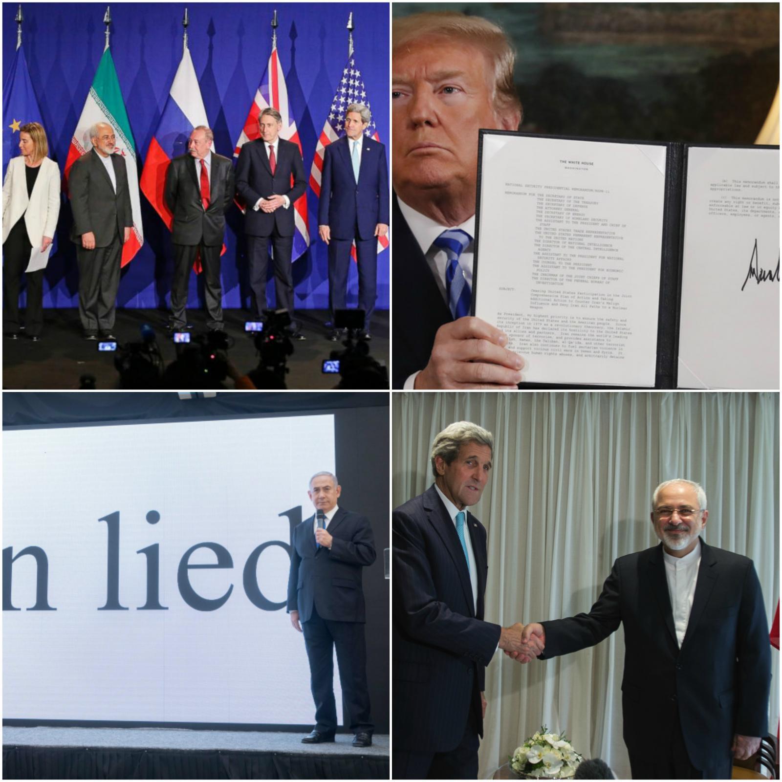 Sporazum z Iranom in nasprotovanje Izraela