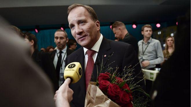 Stefan Lofven