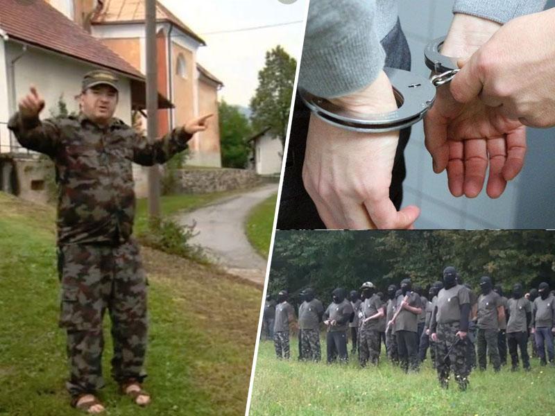 vaški stražar Blaž, aretacija, Štajerska varda