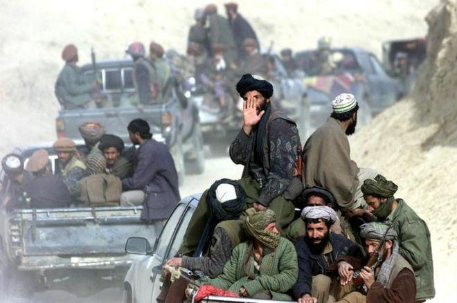 Talibani, Afganistan
