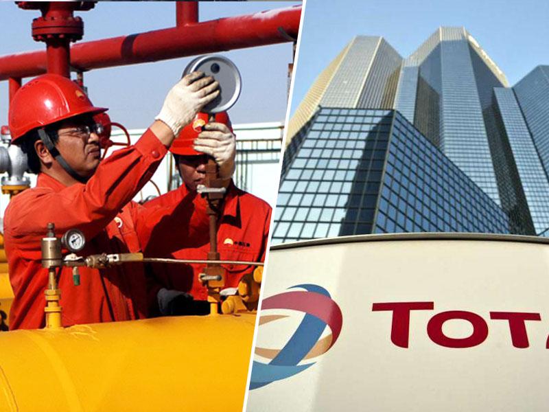 Total - CNPC