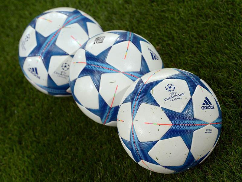 UEFA nogomet žoge