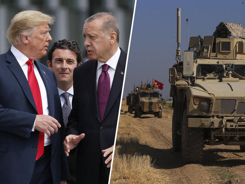 Umik vojske ZDA iz severa Sirije