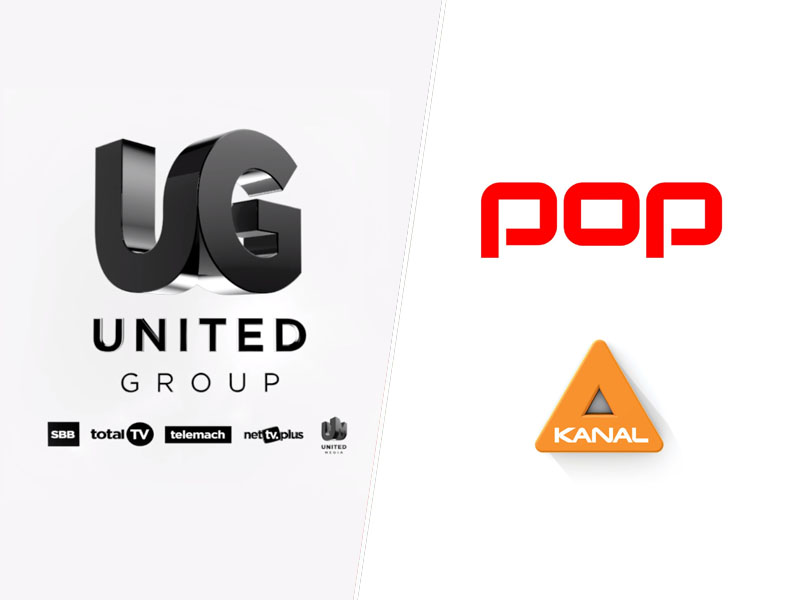 United group / POP TV in A kanal