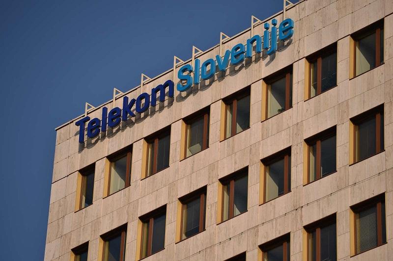 Upravna stavba Telekoma Slovenije