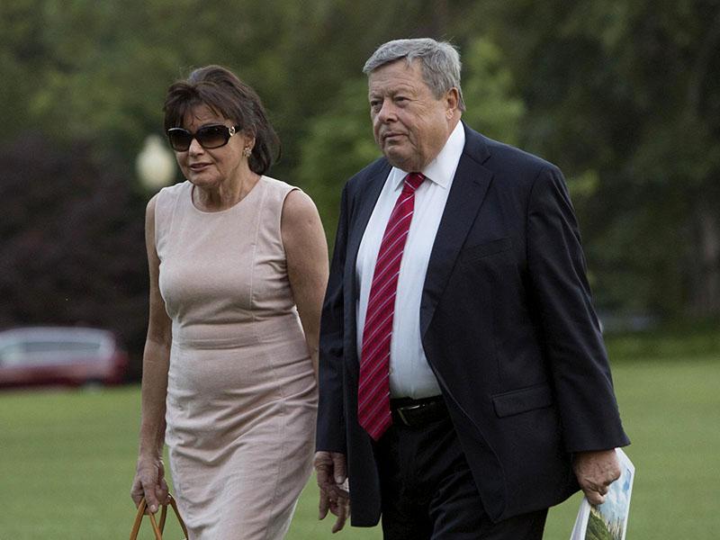 Viktor in Amalija Knavs