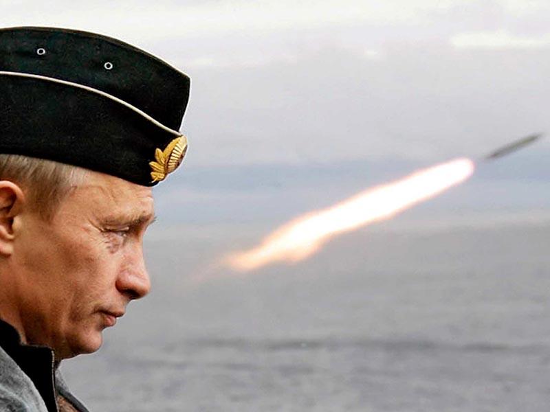 Vladimir Putin / raketa