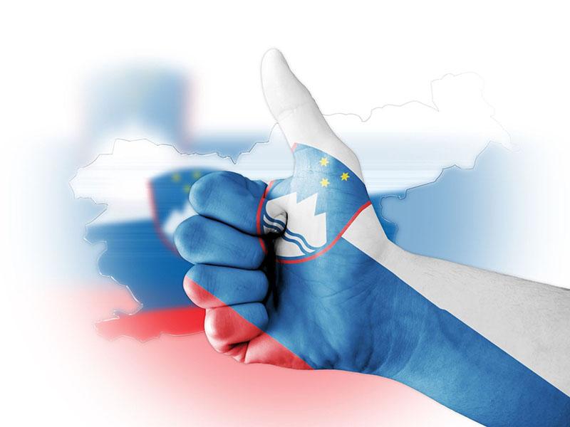 Volitve Slovenija
