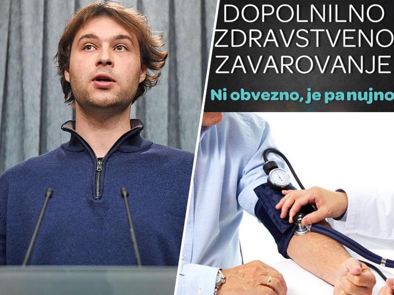 Miha Kordiš, Levica, zdravstveno zavarovanje