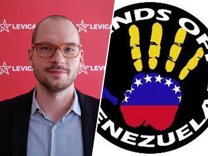 Matej T. Vatovec - roke vstran od Venezuele!