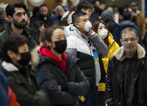 Koronavirus - Kitajska