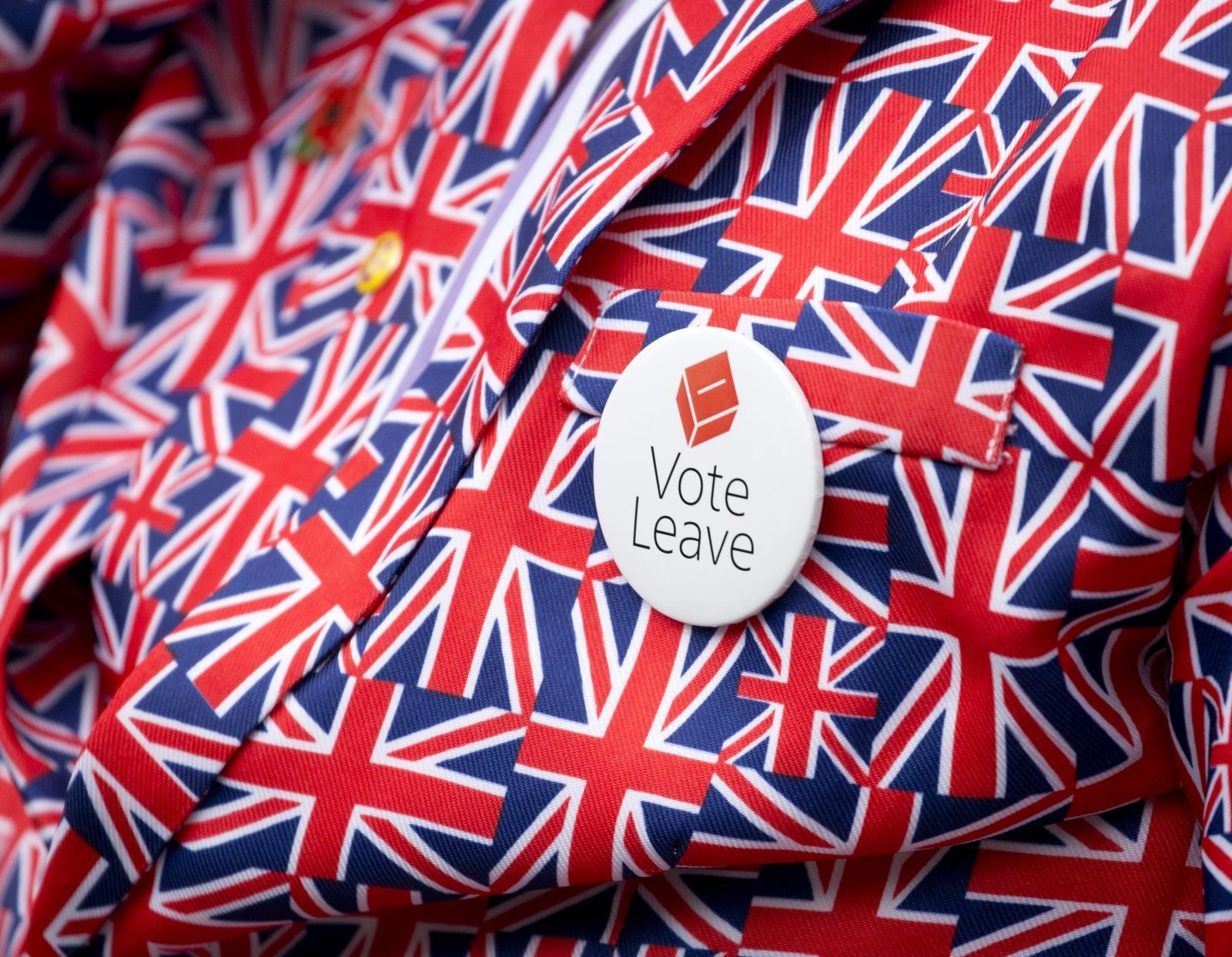 Brexit - kampanja Leave Vir:Pixell