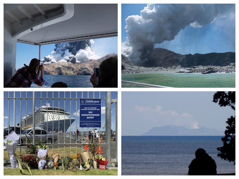 Vulkan na Belem otoku