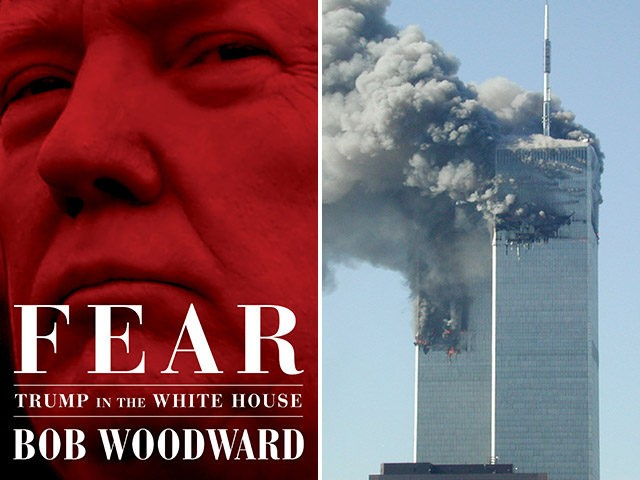 Knjiga Fear - izšla bo 11 septembra
