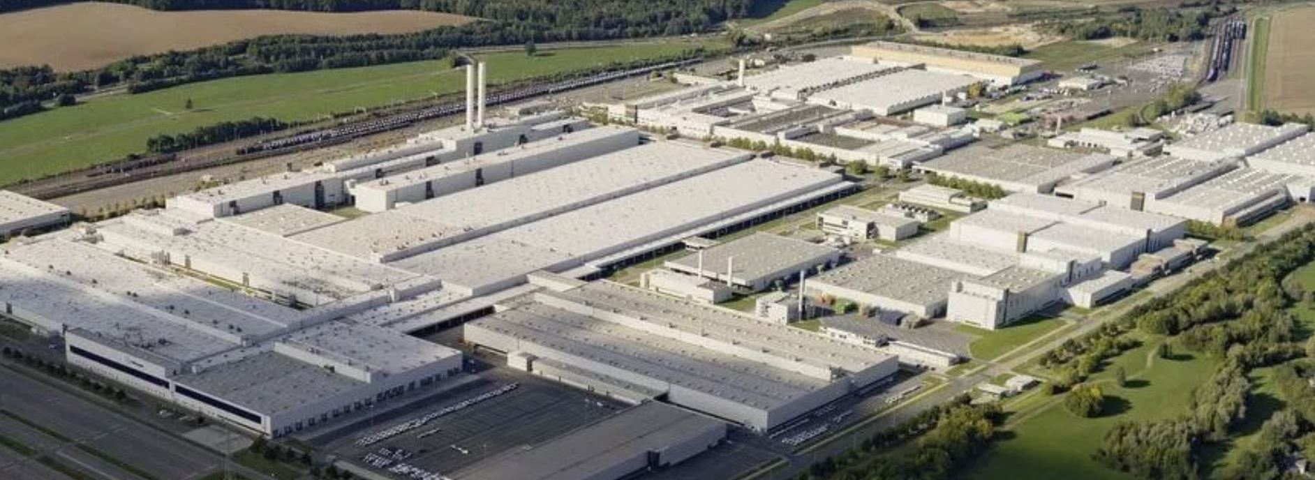 Tovarna VW v Zwekau