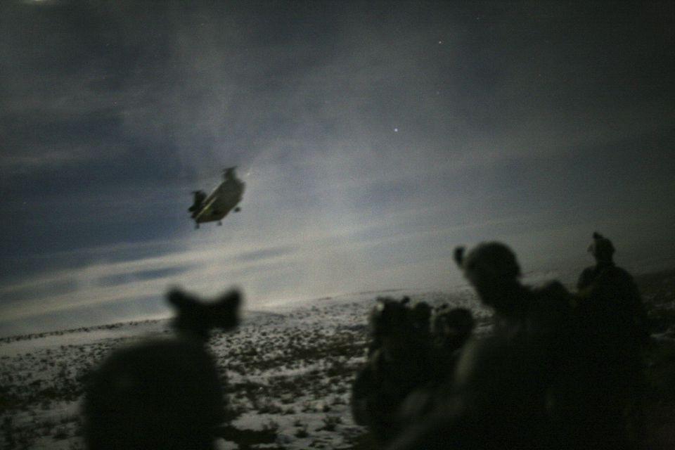 Američani v Afganistanu