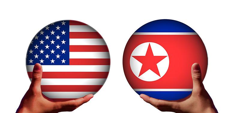 ZDA in Severna Koreja